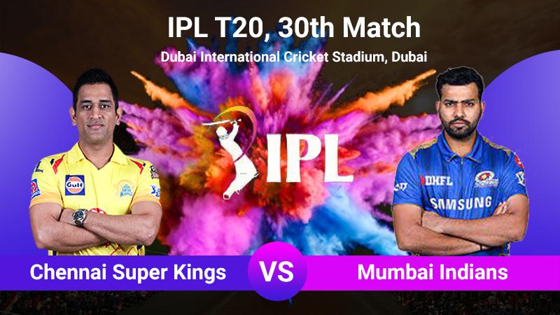 Chennai-Super-Kings-vs-Mumbai-Indians