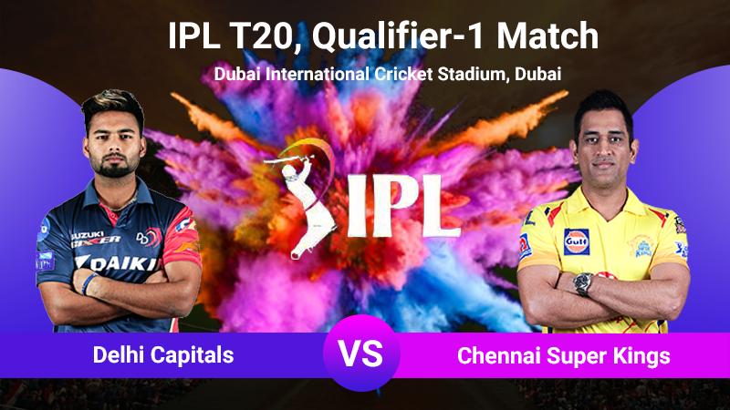 DC vs CSK, Qualifier-1 Match